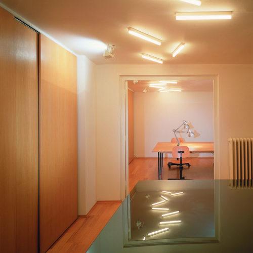 architektonický atelier na Vinohradech