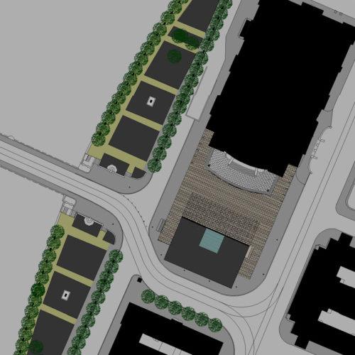 revitalizace Palachova náměstí