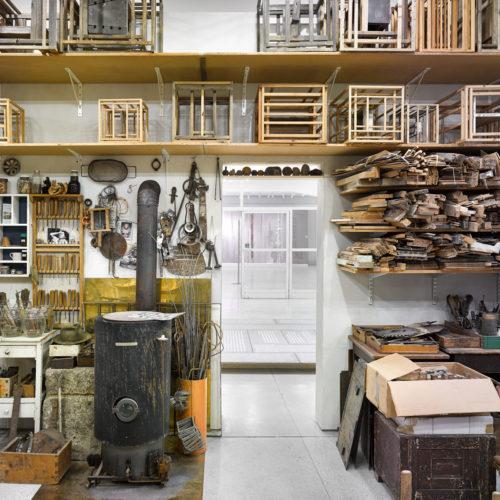 Atelier Zbyňka Sekala vNárodní galerii
