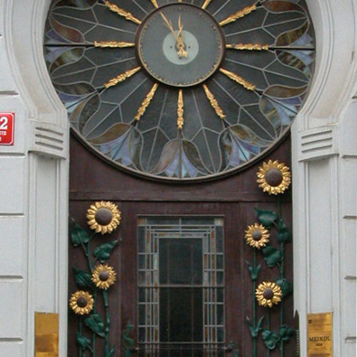 rekonstrukce domu Haštalská