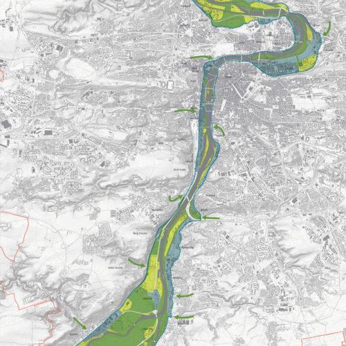 Koncepce pražských břehů