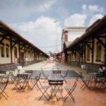 IPR KVP / Veřejný prostor / Židle a stolky